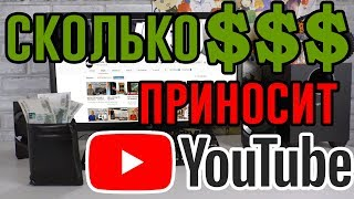 Сколько YouTube платит за рекламу?