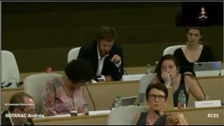 Andréa Kotarac sur  le mécanisme d'indemnité de départ volontaire - 7 juillet 2016