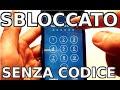 Come Sbloccare iPhone Senza Codice [TUTORIAL INCREDIBILE] - iPhone Sbloccato Senza Codice [PRANK]