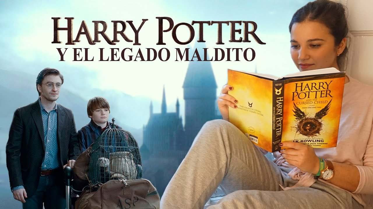 Libros De Harry Potter Online Harry Potter Y El Legado Maldito Enfemenino Tendencias