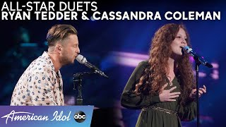 "FULL CIRCLE! Cassandra Coleman Sings ""Find Me"" + ""Apologize"" With Ryan Tedder! - American Idol 2021"
