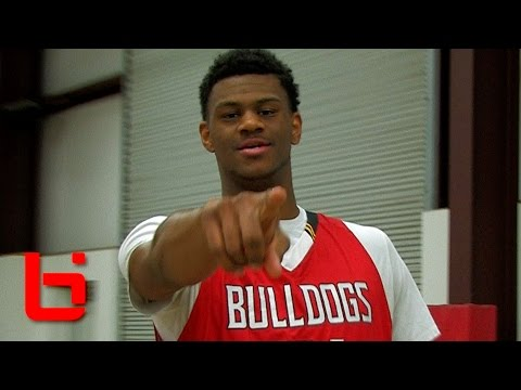 """I'll Give Your WHOLE SQUAD BUCKETS!"" Billy Preston Ballislife Junior Mixtape"