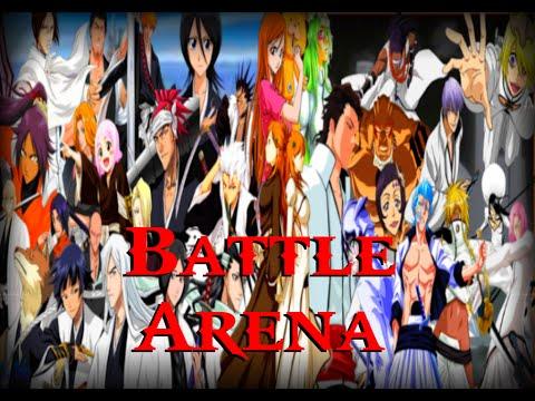 Bleach Game - Battle Arena - Browser Online Games