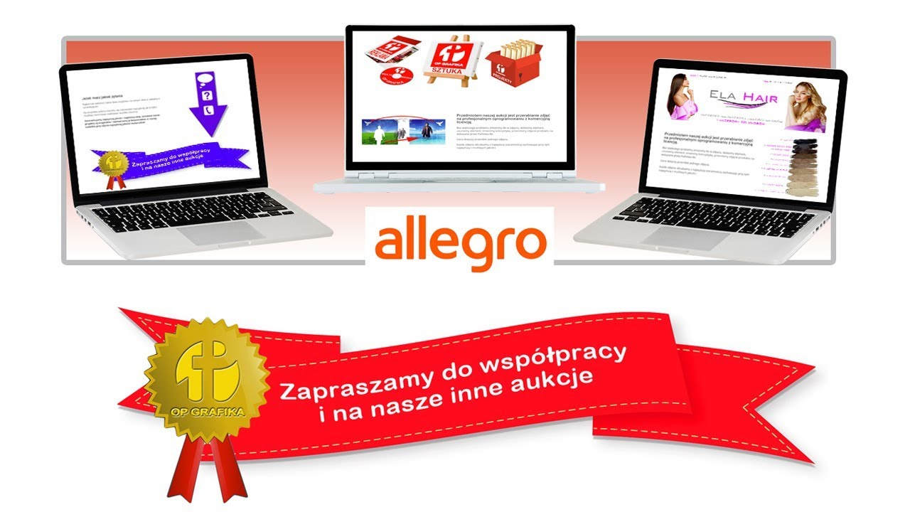 Ja Zrobic Dobra Aukcje Na Allegro Film Instruktazowy Youtube