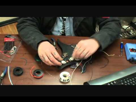 Electric Guitar Wiring on