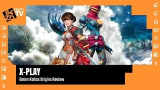 X-Play Classic - Baten Kaitos Origins Review