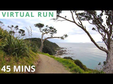 Virtual Running Videos For Treadmill 4K | Jogging Scenery