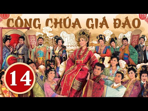 Công chúa giá đáo  14/32(tiếng Việt) DV chính: Xa Thi Mạn, Trần Hào;TVB/2010
