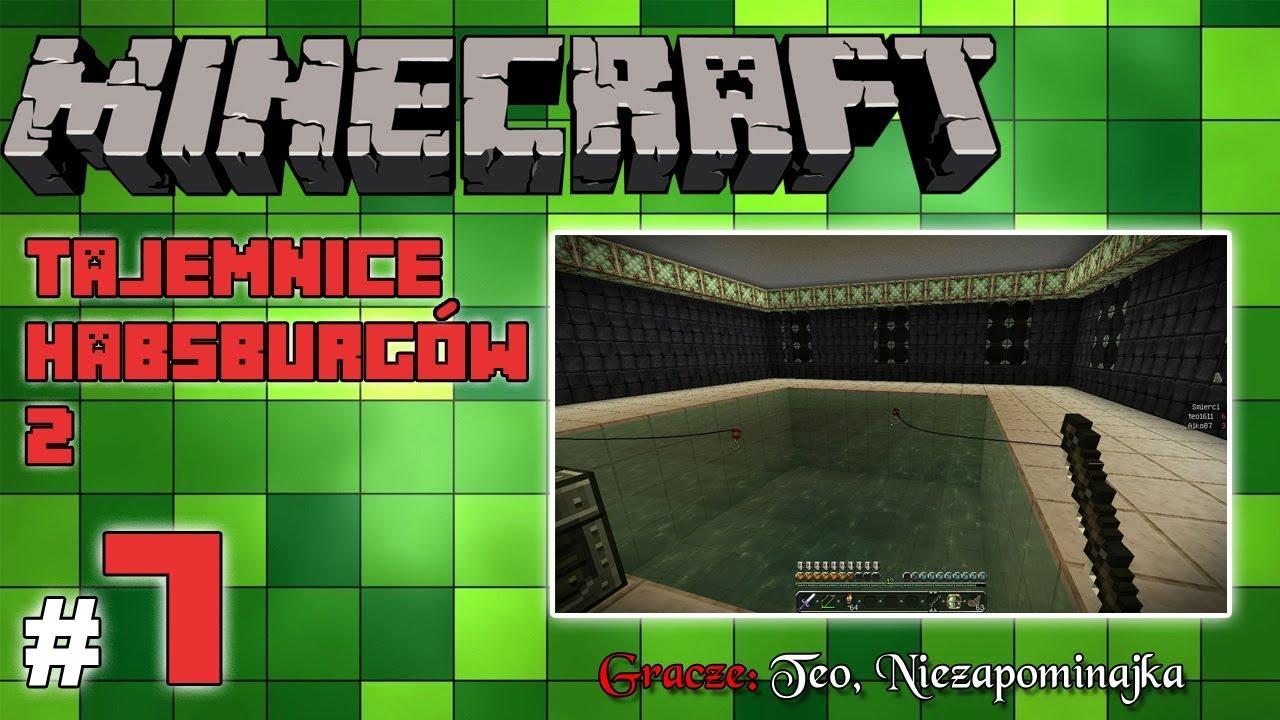 """Minecraft Escape: Tajemnice Habsburgów 2 z Teo! [7/10] – """"Zło w wodzie"""""""