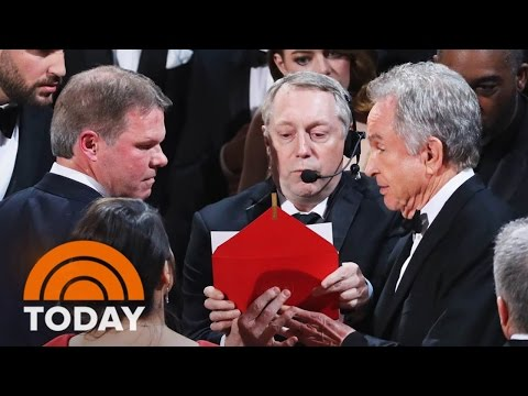Thumbnail: What Happened At The Oscars: Anatomy Of A Disaster | TODAY