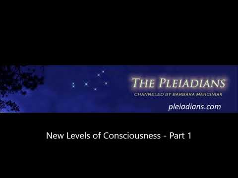 Barbara Marciniak - New Levels of Consciousness (Part 1)
