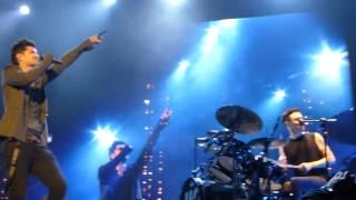The Script - If You Ever Come Back, live @ Ziggo Dome, Amsterdam 25-01-2013 (full HD)