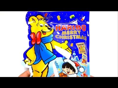 Haribo Merry Christmas Goldbär Edition from Germany 🇩🇪