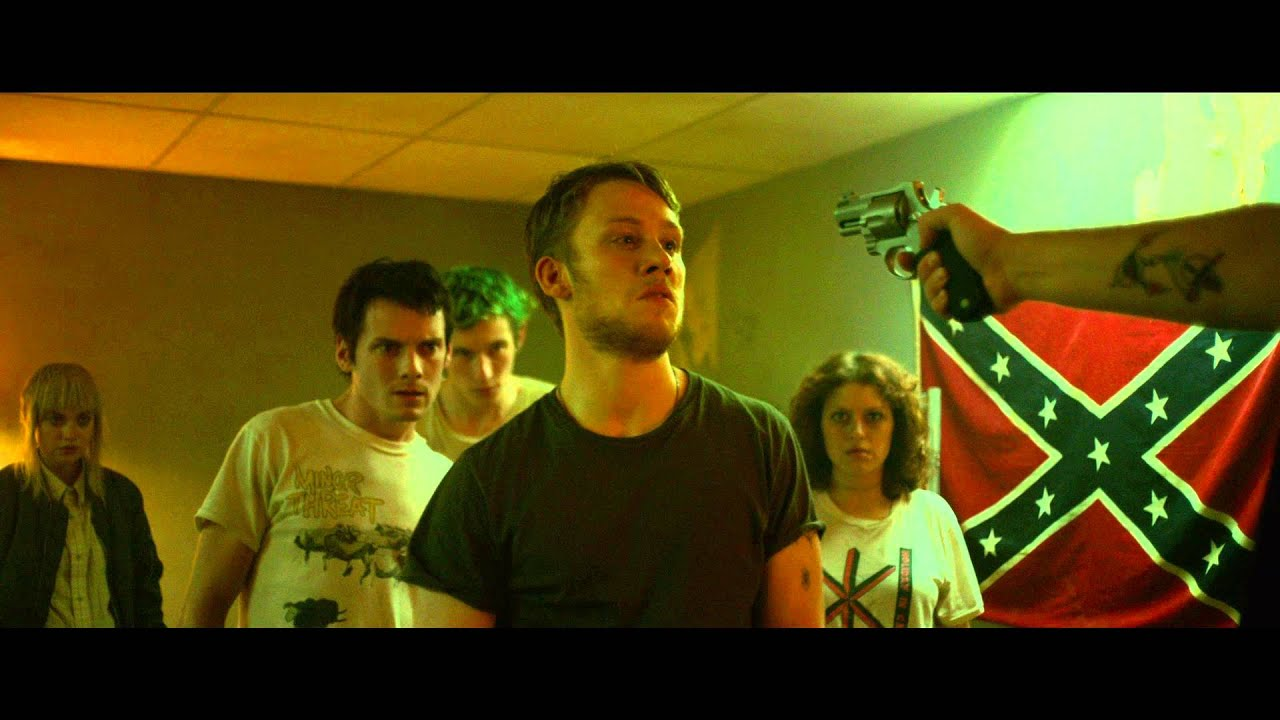 GREEN ROOM Full UK Trailer - YouTube