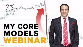 Price Action Order Flow and My Core Models Webinar