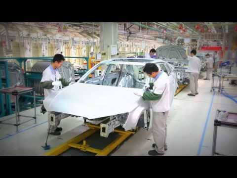 Volkswagen Group - China Foshan Plant