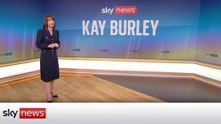 Sky Breakfast with Kay Burley on Wednesday June 23rd