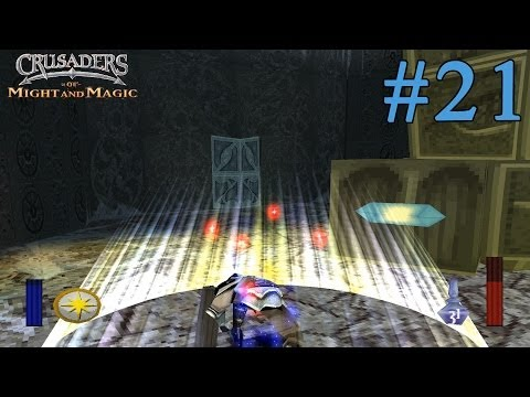 Let's Play Crusaders of Might and Magic #21 Geothermal Generator (PS1/PSX) (German/Deutsch)
