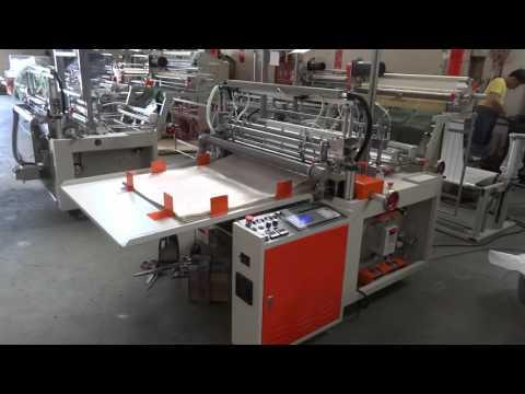 Taipei Plas Bag Making Machine 台北塑膠機械展 塑膠袋封切機