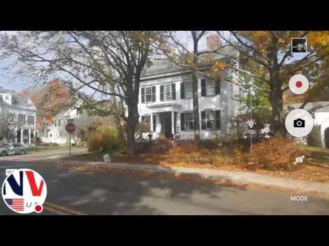 LIVE - Caminhada nas Ruas de Ipswich - Massachusetts