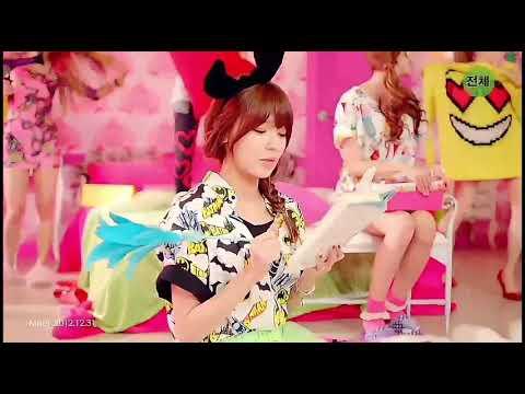 Korean Song Mix Hindi-nachde Ne Saare