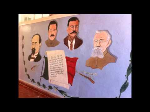 Mural De La Revoluci N Mexicana Youtube