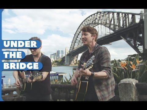 James Blunt - Don't Give Me Those Eyes (Under The Bridge Session)
