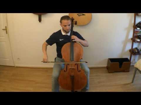 Marin Marais L'Agréable CelloCoach