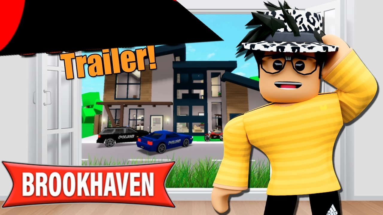 OFFICIAL TRAILER BROOKHAVEN RP MOVIE (Roblox) YouTube