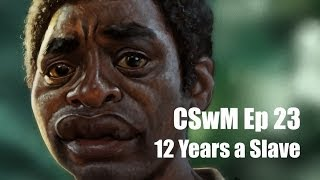 Caricature Speedpainting with Marcus - 12 Years a Slave