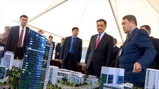 Премьер-министр посмотрел на Shymkent Сity и обсудил вопросы здравоохранения