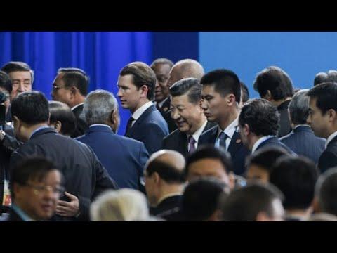 ما أهمية انعقاد -منتدى الحزام والطريق للتعاون الدولي- في بكين؟  - نشر قبل 39 دقيقة