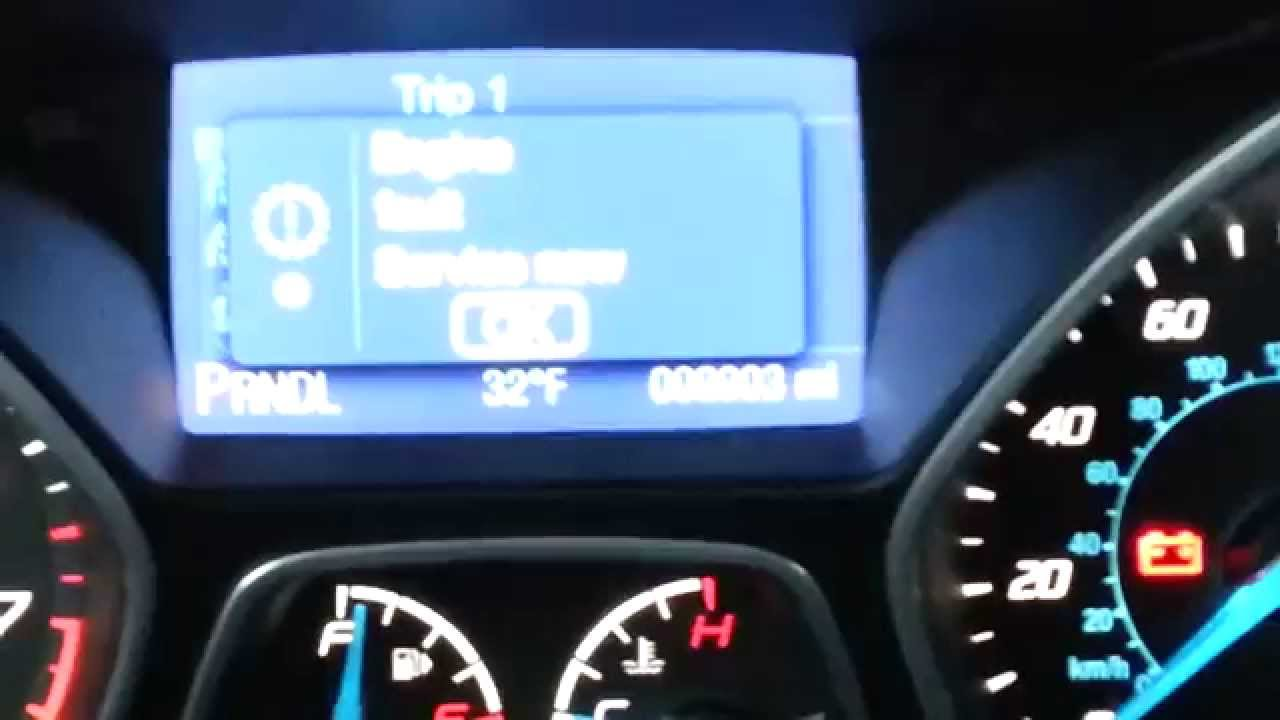 What Does Engine Malfunction Light Mean On Ford Mondeo