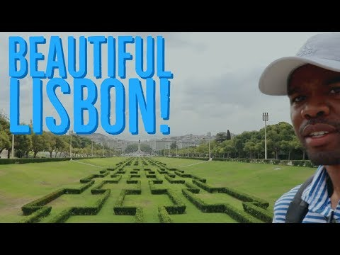 UNBELIEVABLE Lisbon Art And Design - Daily Travel Vlog
