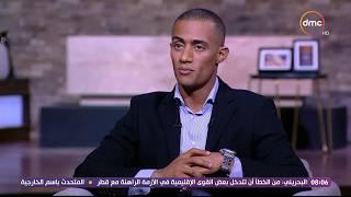 شاهد رد فعل محمد رمضان عندما سألته مذيعة dmc عن تفاصيل التحاقه بالجيش المصري