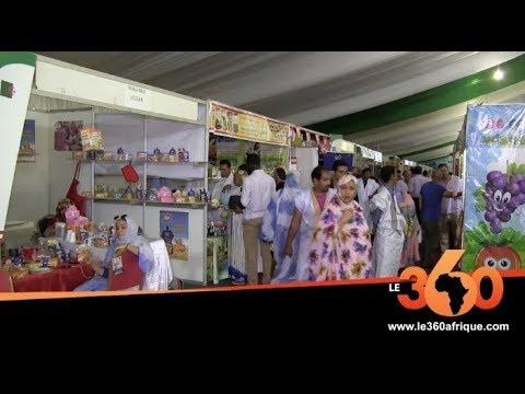Le360.ma • Mauritanie: les produits algérien s'exposent à Nouakchott