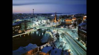 رحلة إلى فنلندا مع الرحالة و الباحث زلاق محمد أمين