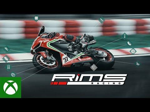 Анонсирован симулятор мотоциклов RiMS Racing для Xbox One и Xbox Series X | S