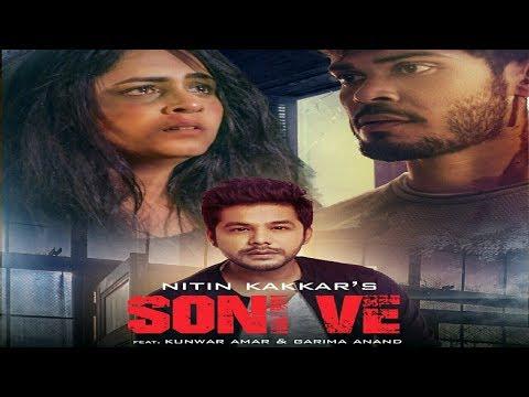 SONI VE - Nitz kakkar Feat. Kunwar Amar & Garima Anand | Official video