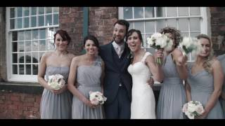 Becky & Darren Pearcy Wedding Film - West Mill Derby Venue