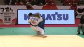 日本のチカラ~闘う女たち-【女子57kg級 山本杏】|柔道チャンネル