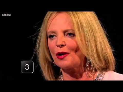 Celebrity Mastermind Claire Grogan