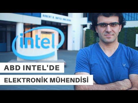 Intel'de Elektronik/Yazılım Mühendisi - İbrahim Demirdöğen