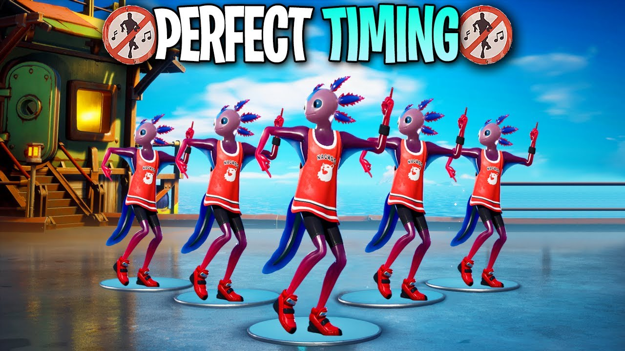 Fortnite Perfect Timing Moments #110 (Chapter 2 Season 3)