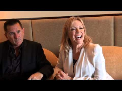 Anthony La Paglia and Rebecca Gibney talk bullying and botox