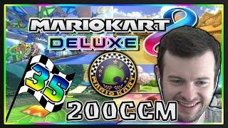 MARIO KART 8 DELUXE Part 35: Crossing-Cup 200ccm Deluxe mit Facecam
