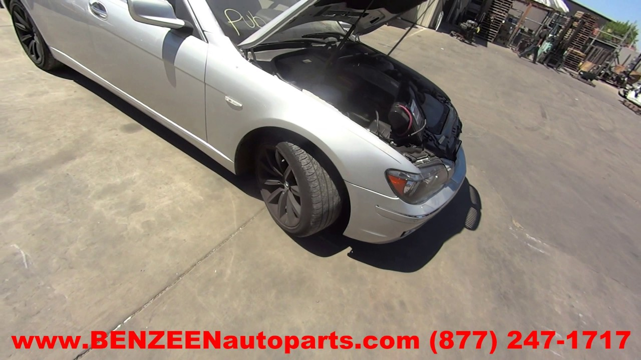 hight resolution of 2007 bmw 750li parts for sale 1 year warranty