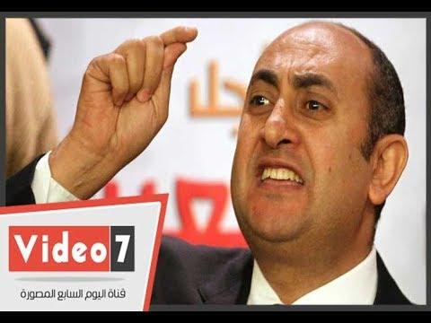 خالد على يعلن ترشحه لانتخابات الرئاسة 2018  - 19:21-2018 / 1 / 11