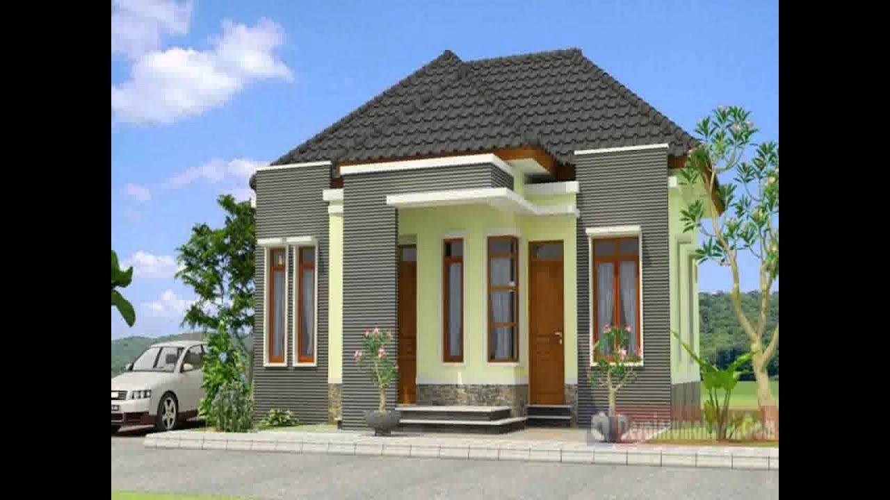 Trend Model Rumah Harga 50 Juta YouTube