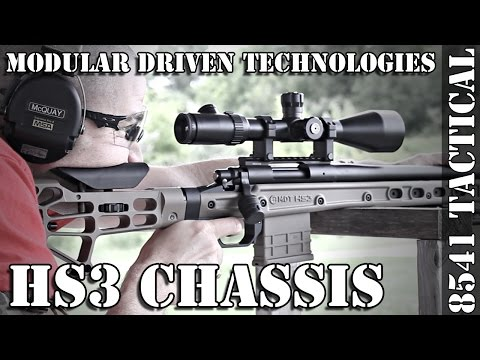 Modular Driven Technologies HS3 Chassis Review (MDT HS3)